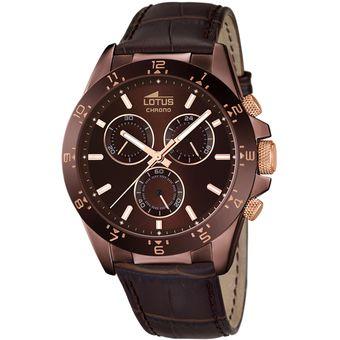 Reloj 18158/6 Marrón Lotus Minimalist Lotus
