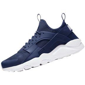 best service 88984 2e437 Zapatilla Nike Air Huarache Run Ultra Para Hombre - Azul