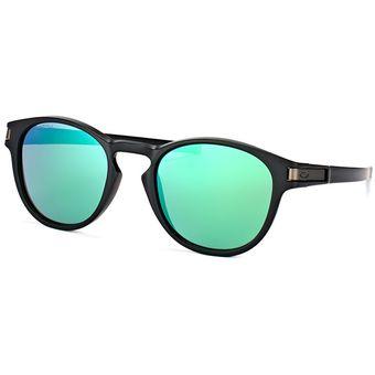 Compra Lentes Oakley Latch Matte Black - Prizm Jade Iridium 9265-28 ... e50e47e2be