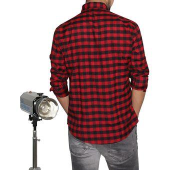 a291d743b6 Compra Camisa Leñadora Azar CS001 - Rojo online