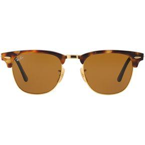 32822f1110 Agotado Gafas Ray Ban de Sol 0RB3016 - 1160 para Hombre-Havana Marrón  Punteado