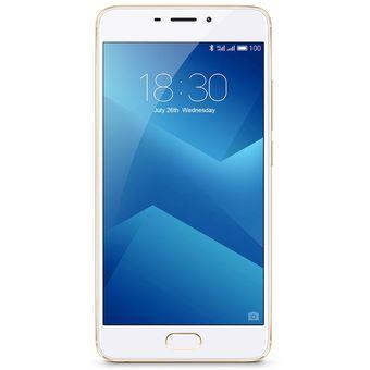 ER Meizu M5 NOTA 5 5,5 Pulgadas 1080P Helio P10 Octa Core 13MP 4G Teléfono Móvil LTE-Oro