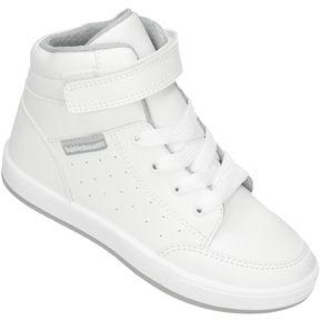 69c98a02 Zapatos colegiales Unisex marca BUBBLEGUMMERS Bubble Gummers - Blanco