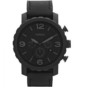 b6a6a10489f8 Reloj Fossil JR1354 Piel Caballero -Negro