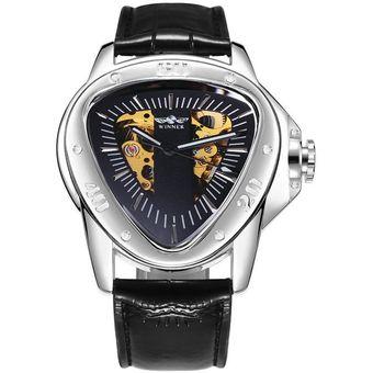 Reloj Winner Hombrereloj Esqueleto Mecánico Automático EYeWH29ID