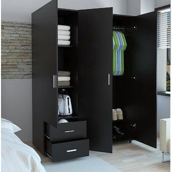 Modelos De Closets Para Dormitorios Of Dassel Closet De 3 Puertas Paara Rec Mara Contiene Dos