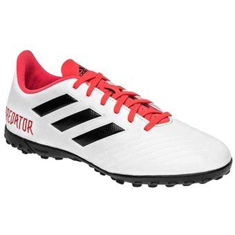 Compra Zapatilla Adidas Predator Tango 18.4 TF Para Hombre - Blanco ... c6bf8143716d4