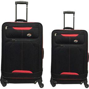 fea3647d9ba Set de 2 maletas Argentina American Tourister 110751-1073-Negro