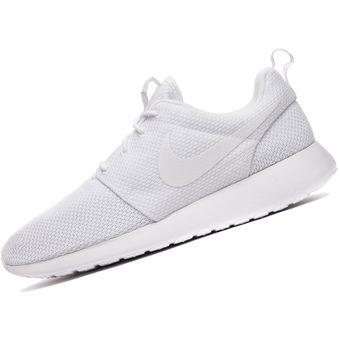 Nike Roshe Run Zapatillas Hombre Nere Azul Nike Roshe Run