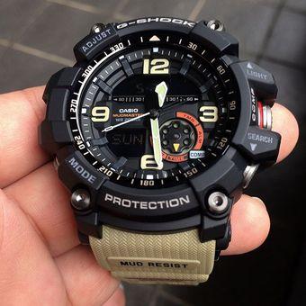 9ef11ccef9999 Agotado Reloj Casio G-Shock MUDMASTER GG-1000-1A5 Analógico Y Digital -  Negro