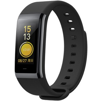 relojes Original Xiaomi AMAZFIT Cor, Pulsera Inteligente Fitness Tracker(Negro)