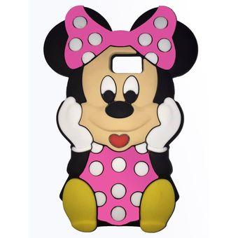 carcasa samsung s6 minnie mouse