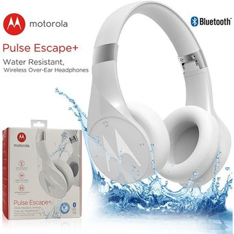 f508d847169 Motorola - Audifonos Bluetooth Resistente Al AGUA Pulse Escape Plus - Blanco