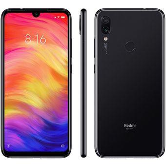 Xiaomi Smartphone Redmi Note 7 4+64G -Negro
