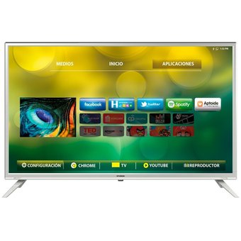 "Televisor Hyundai  32"" Smart  Led HD, Android, 8GB HYLED3239iNTM"