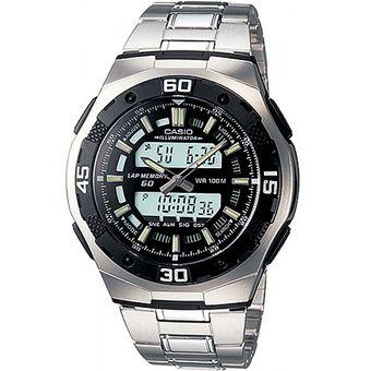 1fee0100b1ba Compra Reloj Casio AQ164WD-1A - Plateado online