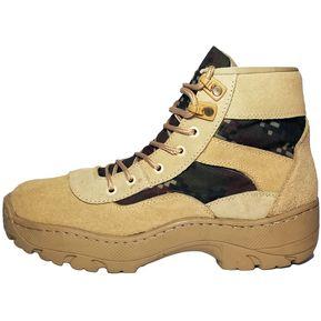 Bota Militar Para Hombre Outfit Comando Beige Camuflada 083fb76c8b4a8