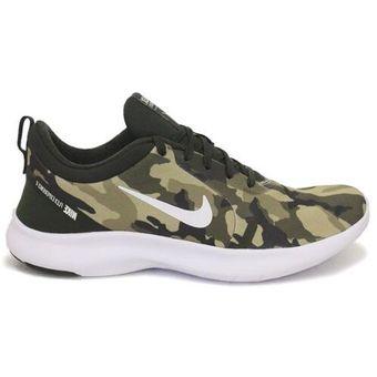 Zapatillas Running Hombre Nike Flex Experience Rn 8 Camo Multicolor