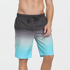 12d0bd9a1b8e4 Pantalones Cortos Para Hombres SBART - Azul