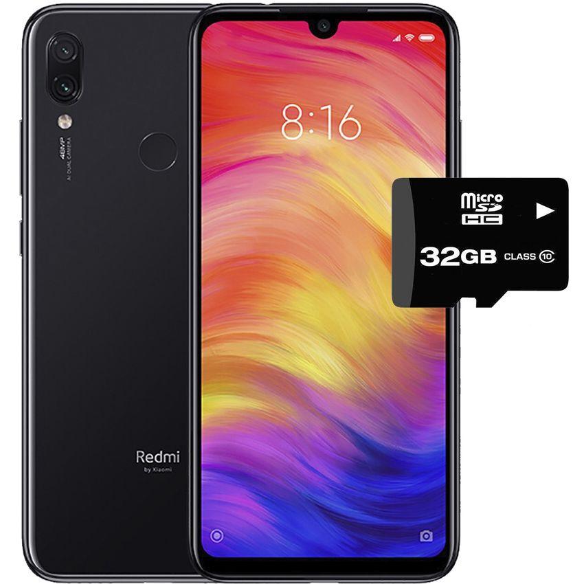 5d637e2ba07 Creditienda - Celular Xiaomi Redmi Note 7 32Gb 3GB Dual Sim + Micro SD 32GB  -