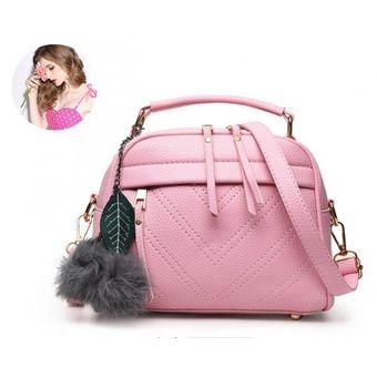 muchos estilos Código promocional sensación cómoda Carteras fashion-cool Mujer-pink