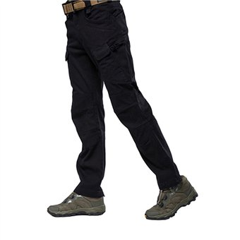 calidad perfecta una gran variedad de modelos disfruta del precio de descuento Pantalones Tácticos ESDY IX7 Negro XXL