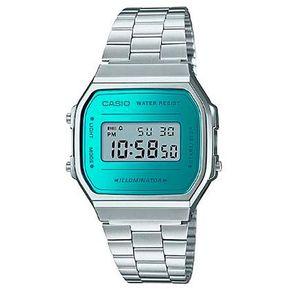 aef0e8116073 Reloj Casio Vintage Digital A168WEM2-VT