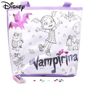 4063804ed Compra Disney Bricolaje Vampirina bolsa para colorear para niños ...
