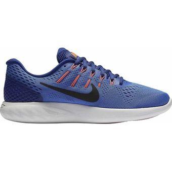sports shoes 14b85 a33dd Nike - Zapatillas Hombre Lunarglide 8 - Azulino