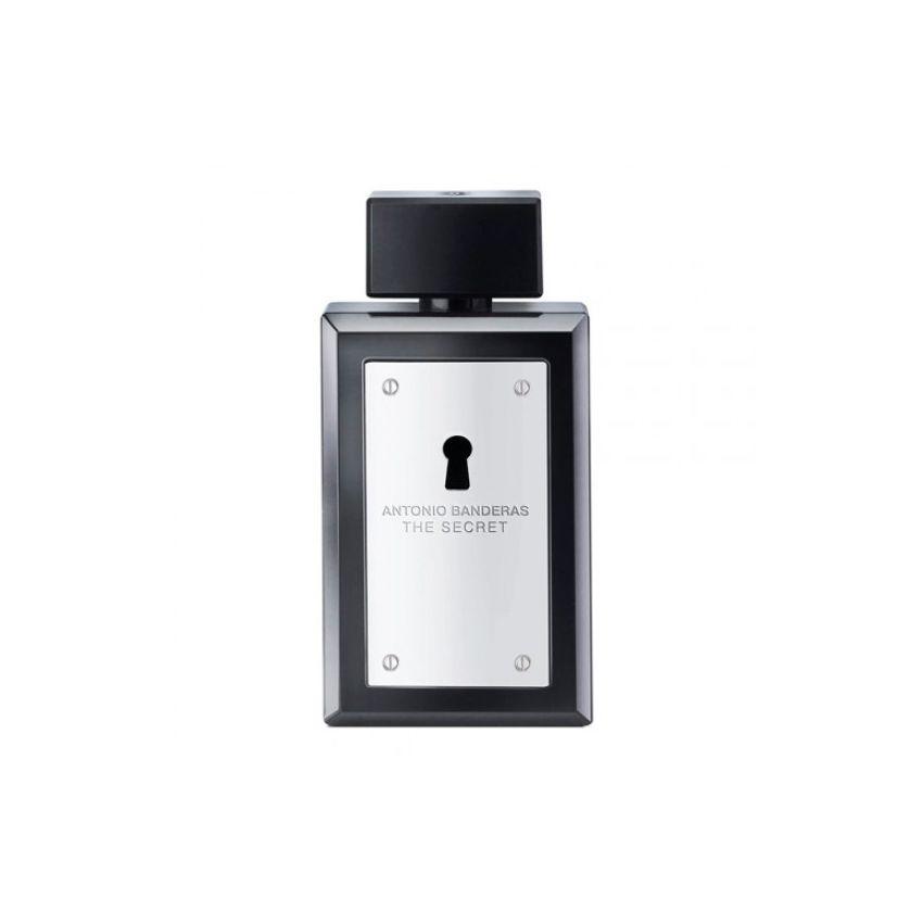 The Secret 100 ml. EDT MEN - Antonio Banderas