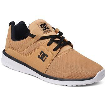 Compra Tenis Calzado Hombre Zapato Casual Cafe Heathrow DC Shoes ... 9026f7106b7