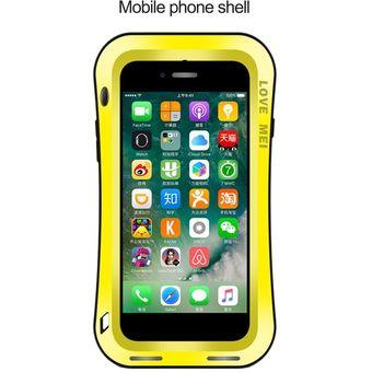 6990e427b02 Compra Funda para celular iphone 7 Plástico Amarillo online | Linio Perú