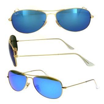 a8ae796f23 ... coupon code for lentes de sol ray ban cockpit rb 3362 112 17 espejo  azullentes de ...