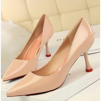Compra Zapatillas De Moda Fresca Para Mujer Rosa online  6b03d9416ac1