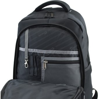 c160f9601 Compra Morral Lugano 772R1 Negro/Gris online | Linio Colombia