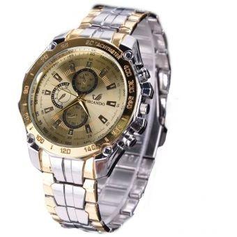 Dorado Para Hombre De Oriando Reloj Pulsera cAS34jL5Rq