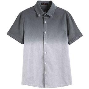 1dfebec35f Camisas casuales manga corta Compra online a los mejores precios ...