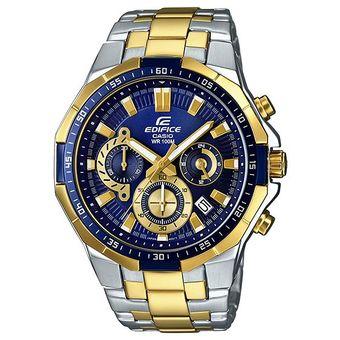 33150c880631 Reloj Casio Edifice Cronógrafo EFR-554SG-2AV Analógico Hombre - Plateado