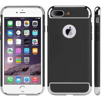 carcasa negra iphone 8 plus