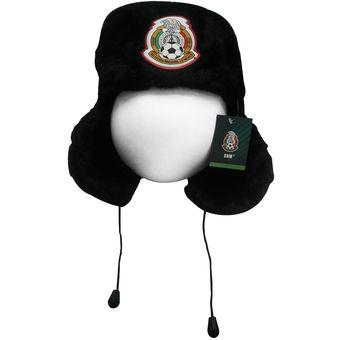 Compra Gorro Ruso Gorruso Oficial Selección Nacional Mexicana 2 Mod ... a9d4b562e3e4b