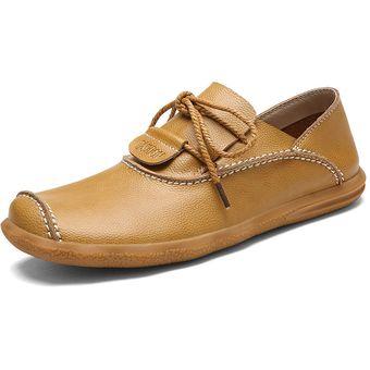 Flats Zapatos Para Mocasines Suave Compra Hombre De Encaje dzXAUqw
