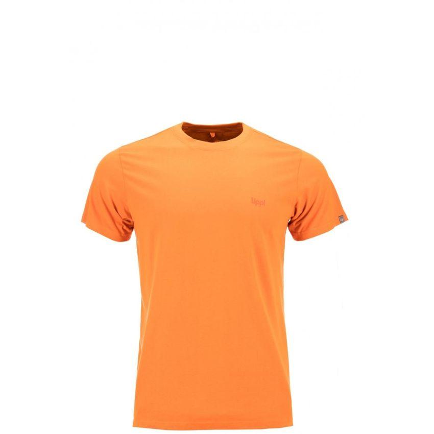 Polera Ulmo Cotton UVStop T-Shirt Naranjo Lippi