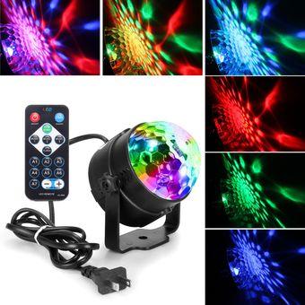 a963fded910 Lampara Escenario Colorido Luces Láser R   G Foco Iluminación Proyector  Disco DJ Fiesta Bar Navidad