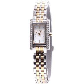 1930b86543200 Reloj Citizen EZ6354-52D Ladies Watch Collection Análogo Con  Calendario-Acero