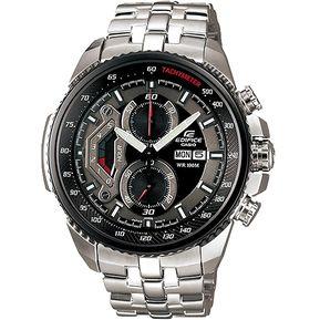 ec61d7b1bd2d Reloj Casio Edifice EF-558D-1AVDF Correa De Acero Inoxidable Para Hombre