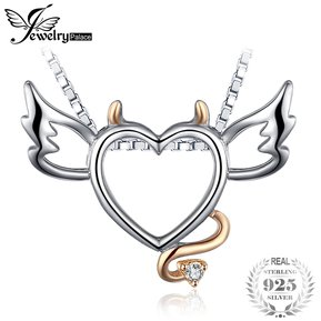 9983db466026 Collar Colgante Jewelrypalace Cubico Circon 925 Plata Esterlina 18 Pulgadas