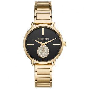 6fbafb699971 Reloj Análogo Michael Kors Mod  MK3788 color Oro para Dama