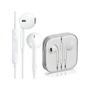 28a386db76d Audífonos Manos Libres In Ear 3.5mm Apple Iphone Ipad Original-Blanco