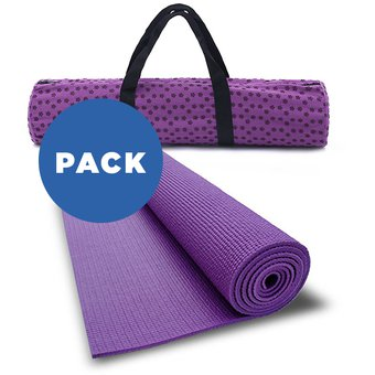 Compra Mat de Yoga 6 mm + Bolso Antideslizante Patitas online ... 209aacbc4ad2