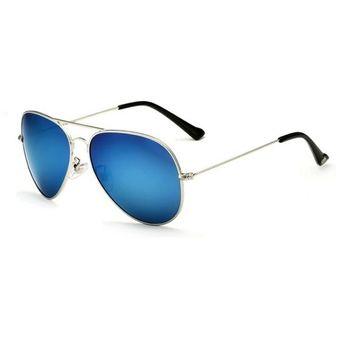 0a59380cd9e70 Compra Lentes de Sol Polarizados - Aviador Azul y accesorios online ...